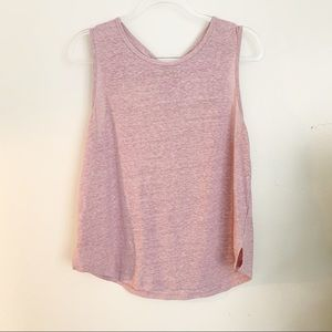 Old Navy Tank with Tie Back